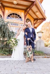 Ashley, Will & Pigpen | Mattie Riley Photography